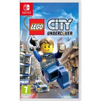 Nintendo Switch 32Gb (Gray) + Lego City Undercover