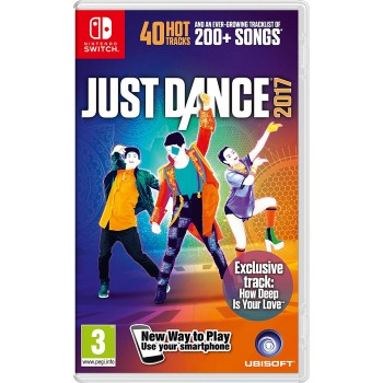 Nintendo Switch 32Gb (Gray) + JustDance 2017