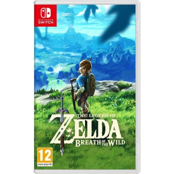 Nintendo Switch 32Gb (Gray) + Игра The Legend Of Zelda: Berath of The Wild