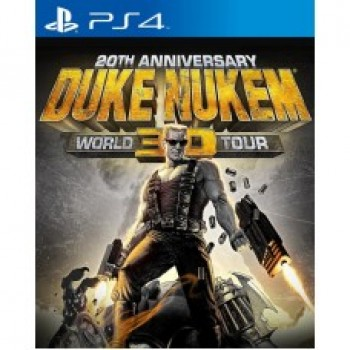 Duke Nukem 3D: 20th Anniversary World Tour ( ч. на одном TV, ч. Online) рус. PS4