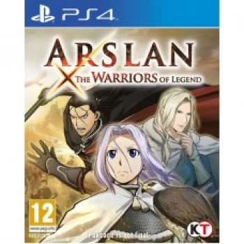 Arslan: The Warriors of Legend (PS4)
