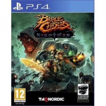 Battle Chasers: Night war (русская версия) (PS4)