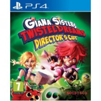 Giana Sisters: Twisted Dreams - Directors Cut (русская версия) (PS4)