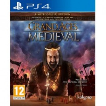 Grand Ages: Medieval Limited Special Edition ( ч. на одном TV, ч. Online) PS4