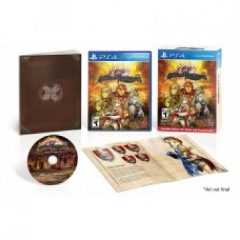 Grand Kingdom Launch Day Edition (PS4)