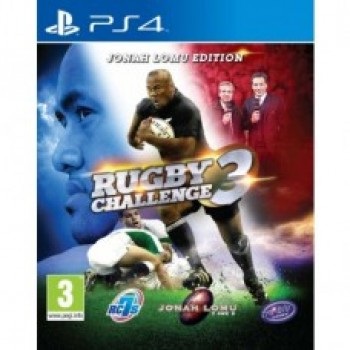 Jonah Lomu Rugby Challenge 3 (PS4)