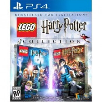 LEGO Harry Potter Collection ( ч. на одном TV, ч. Online) PS4