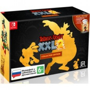 Asterix and Obelix XXL2. Collector Edition (Nintendo Switch)