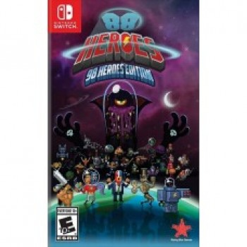 88 Heroes - 98 Heroes Edition (Nintendo Switch)