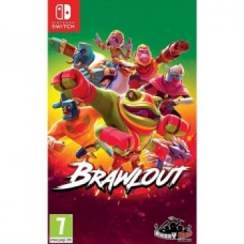 Brawlout (Nintendo Switch)