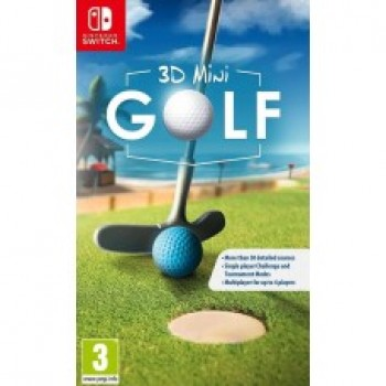 3D Minigolf (Nintendo Switch)