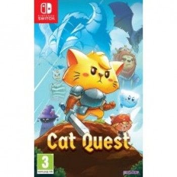 Cat Quest (русская версия) (Nintendo Switch)