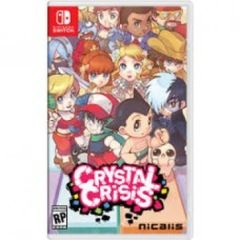 Crystal Crisis (Nintendo Switch)