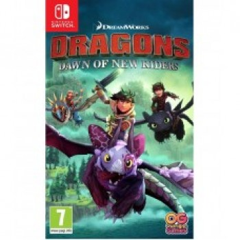 Dragons: Dawn of New Riders (Nintendo Switch)