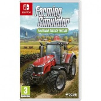 Farming Simulator Nintendo Switch Edition (русская версия) (Nintendo Switch)