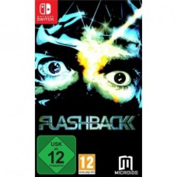 Flashback - Remastered Edition (Switch)
