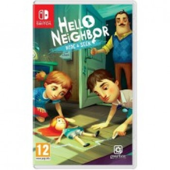 Hello Neighbor: Hide & Seek (Русская Версия) (Nintendo Switch)