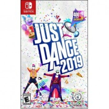 Just Dance 2019 (русская версия) (Nintendo Switch)