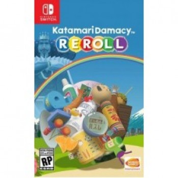 Katamari Damacy Reroll (Nintendo Switch)