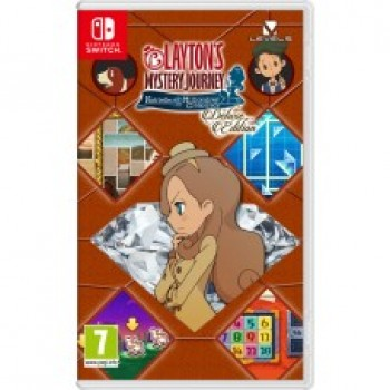 LAYTON'S MYSTERY JOURNEY™: Katrielle and the Millionaires' Conspiracy - Deluxe Edition (Nintendo