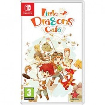 Little Dragons Café (Nintendo Switch)