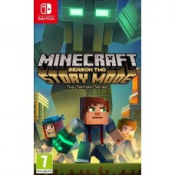 Minecraft Store Mode Season Two. The Telltale Series (Nintendo Switch)