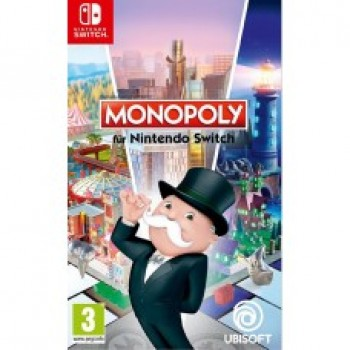 Monopoly (Русская версия) (Nintendo Switch)