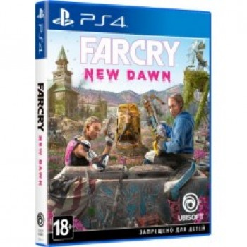 Far Cry: New Dawn (Русская версия) (PS4)