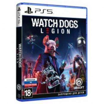Watch Dogs: Legion (Русская версия) (PS5)