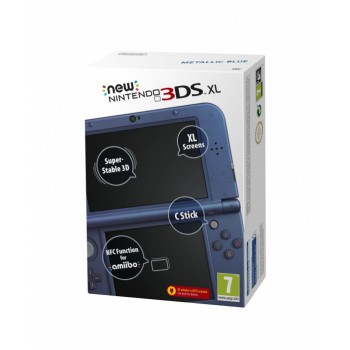 New Nintendo 3DS XL Blue (Синий)