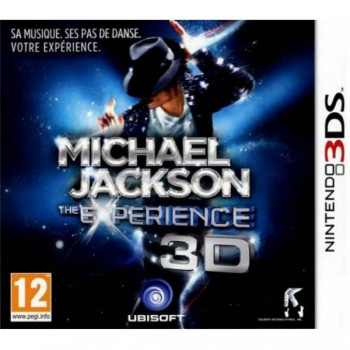 Michael Jackson The Experience 3DS