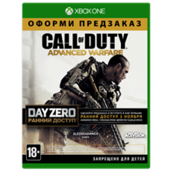 Call of Duty: Advanced Warfare Day Zero (XBox ONE)