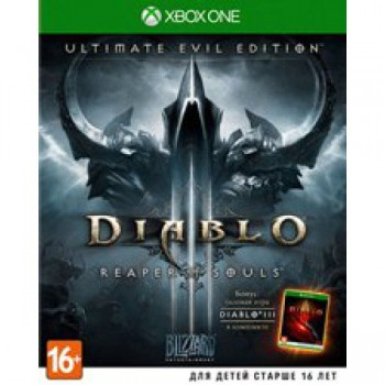 Diablo III: Reaper of Souls. Ultimate Evil Edition (XBox ONE)
