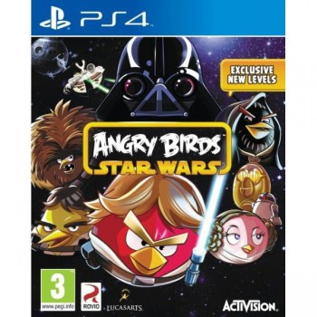 Angry Birds Star Wars (Online) PS4