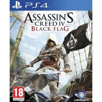 Assassin's Creed 4 Черный Флаг (2-8 ч. Online) рус. PS4