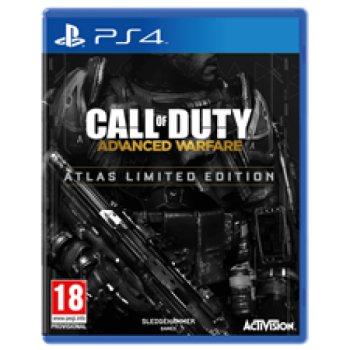 Call of Duty: Advanced Warfare Atlas Limited Edition ( ч. на одном TV, ч. Online) PS4