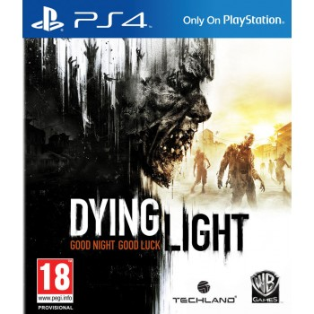 Dying Light ( ч. на одном TV, ч. Online) PS4