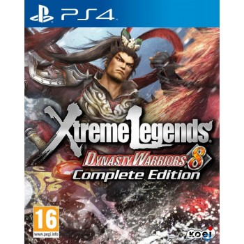 Dynasty Warriors 8: Xtreme Legends ( ч. на одном TV, ч. Online) PS4