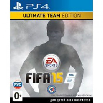 FIFA 15. Ultimate Edition (русская версия) (PS4)