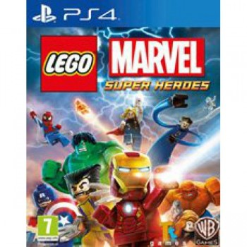 LEGO Marvel Super Heroes ( ч. на одном TV, ч. Online) PS4