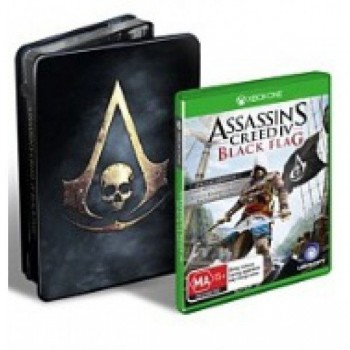 Assassin's Creed IV Черный Флаг Skull Edinion (Xbox ONE)