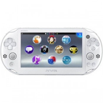 Sony PlayStation Vita 2006 Wi-Fi Slim White