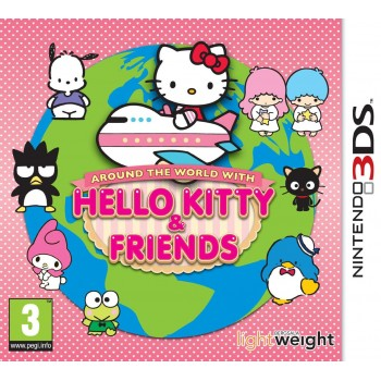 Around the World with Hello Kitty an (3DS)