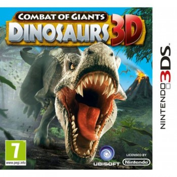 Combat of Giants: Dinosaur (3DS)