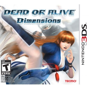 Dead or Alive Dimensions (3DS)