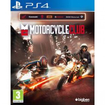 Motorcycle Club ( ч. на одном TV, ч. Online) PS4