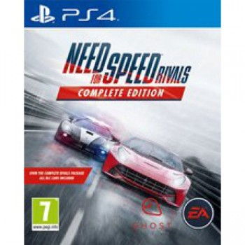 Need for Speed Rivals.Complete Edition (PS4)