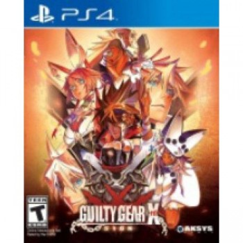 Guilty Gear XRD Sign ( ч. на одном TV, ч. Online) PS4