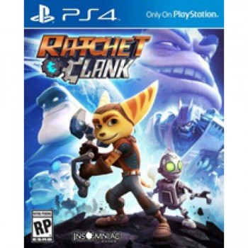 Ratchet and Clank (русская версия) (PS4)