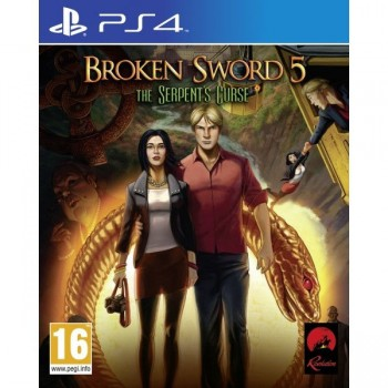 Broken Sword 5: The Serpent's Curse (PS4)